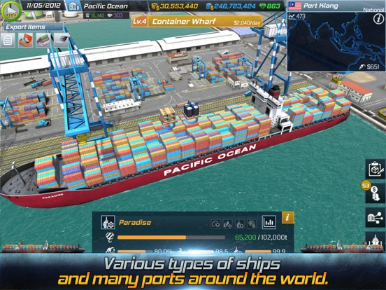 Screenshot #3 for Ship Tycoon