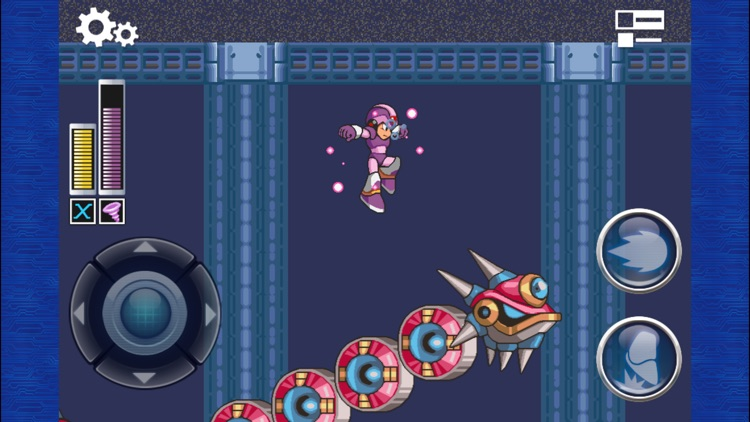 MEGA MAN X screenshot-3
