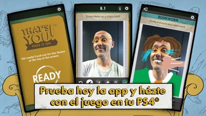 download ¡Has Sido Tú! apps 3