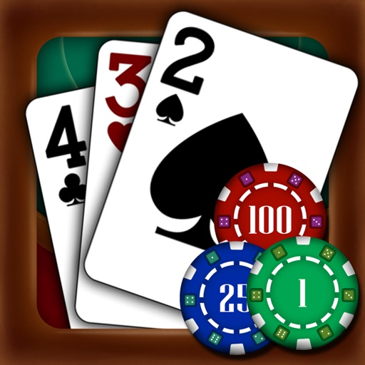 Baccarat Pro - Best Casino Betting Game icon