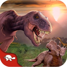 Dinosaur Survival Saga - Deadly Dino Simulator