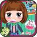 贝贝小公主上学儿童游戏-宝宝爱玩的换装做饭游戏大全