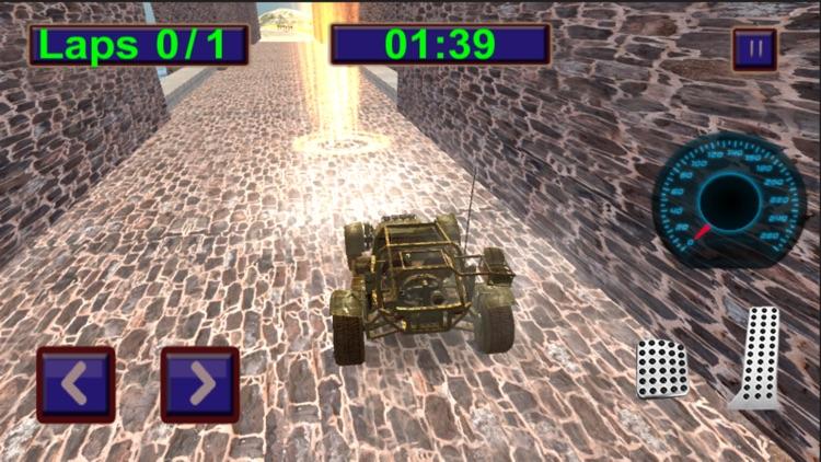 Crazy Quad Bike Stunts Driving & Racing Simulator screenshot-3