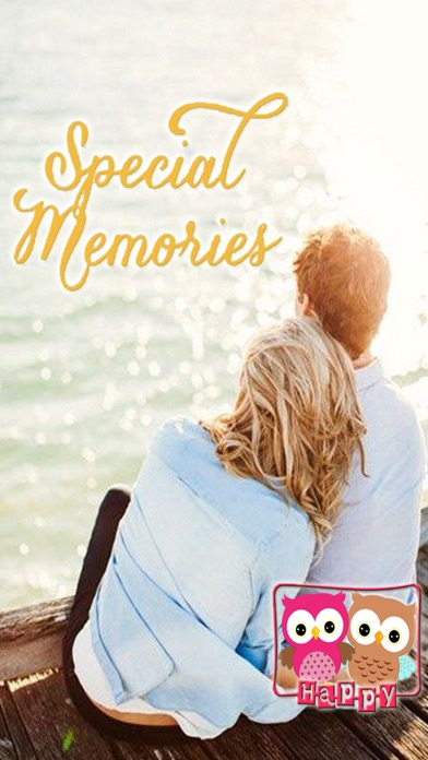 Love Memory Photo Frames