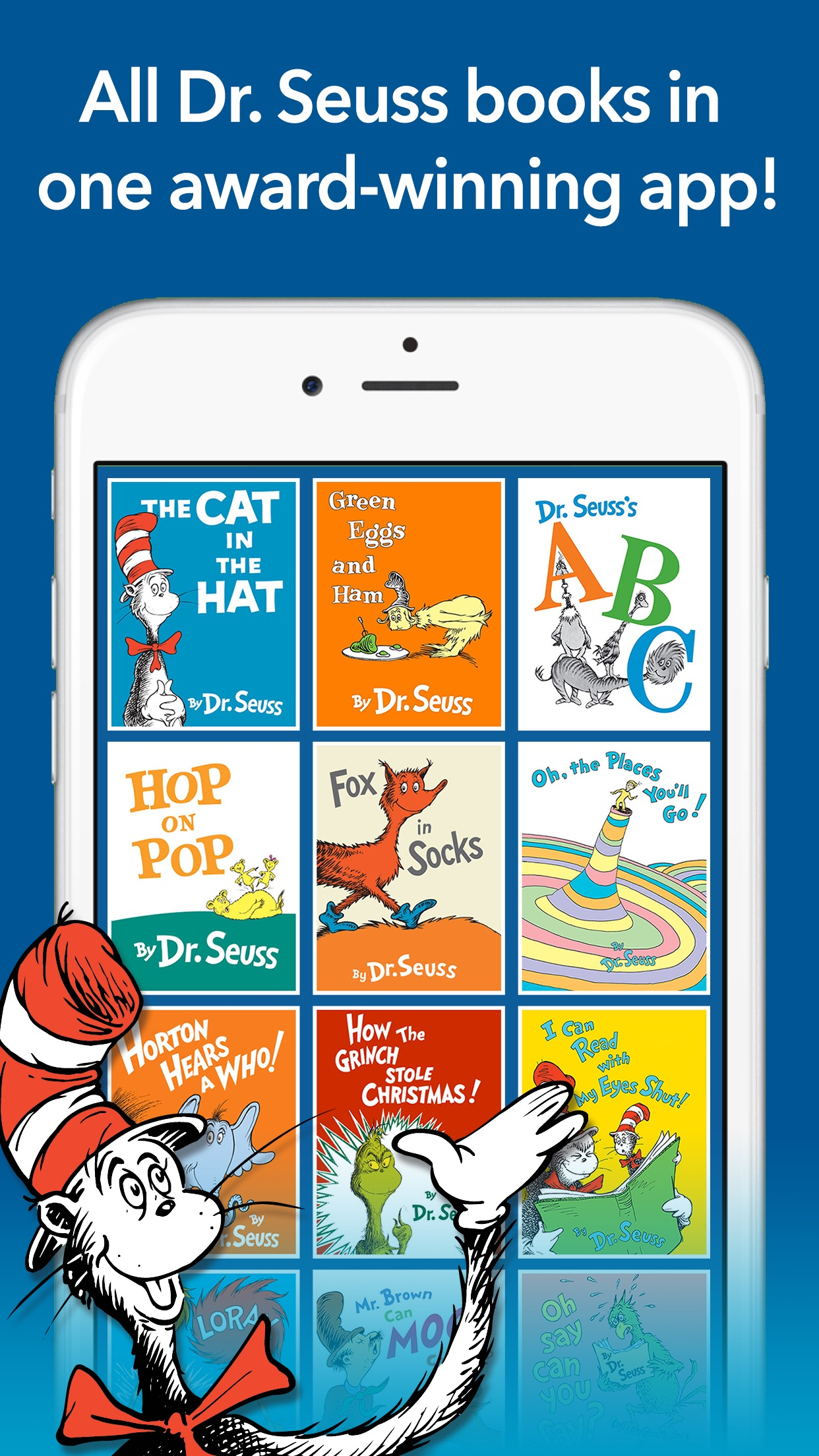 Dr. Seuss Treasury Screenshot