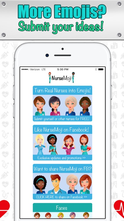 NurseMoji - All Nurse Emojis and Stickers! screenshot-4