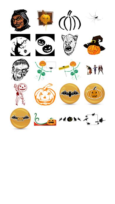 Halloween Two Sticker Pack!