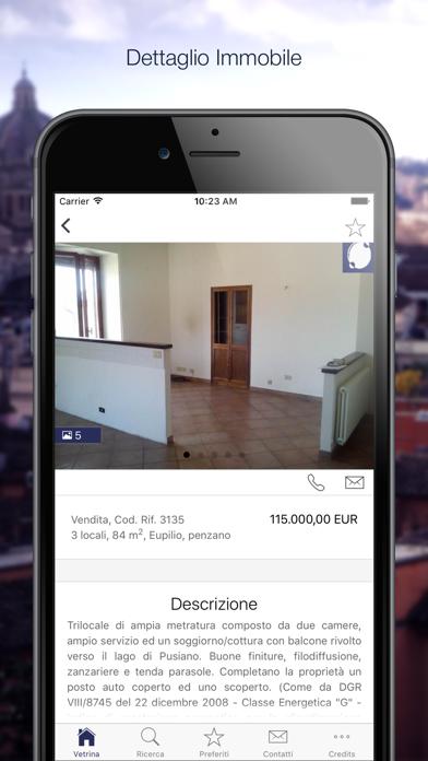 Screenshot of Il polo immobiliare1