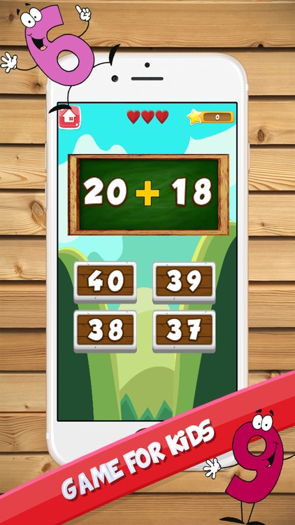 Math Game for Second Grade - Learning Games screenshot-3