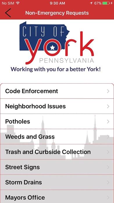 City of York screenshot 2