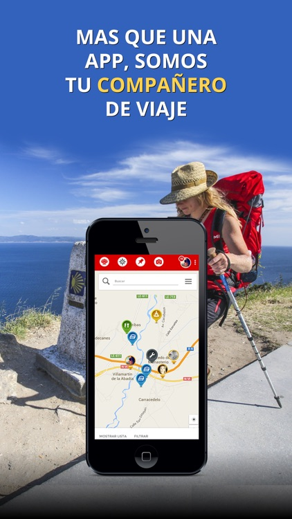 Vive Camino de Santiago screenshot-4