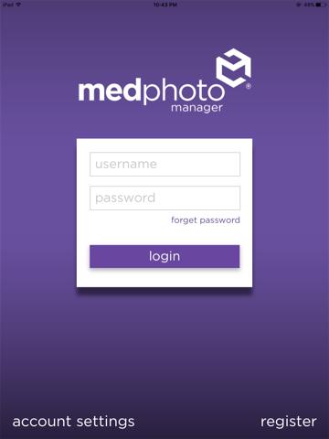 Medphoto Manager - náhled