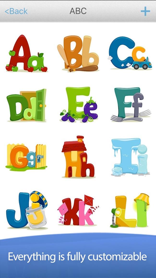 Preschool Games Endless Kindergarten App for Kids Screenshot