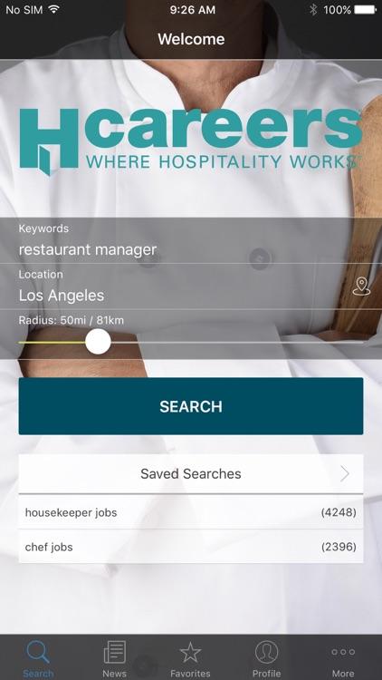 Hcareers Jobs + News