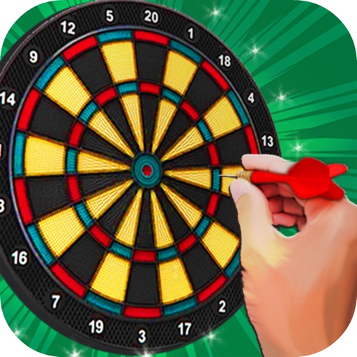 World  2017 Darts Free Edition Icon