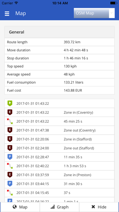 GPS Server Mobile - Tracking On Mobile Device by Edvin