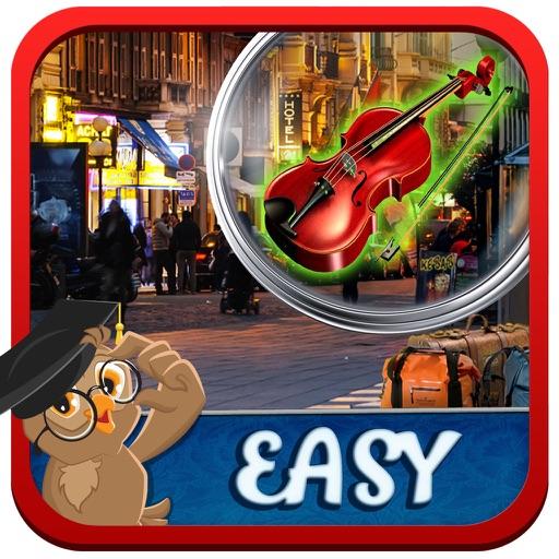 Inside Europe Hidden Object Games iOS App