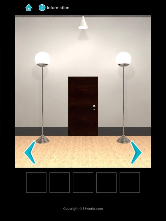 GAROU - room escape game - screenshot