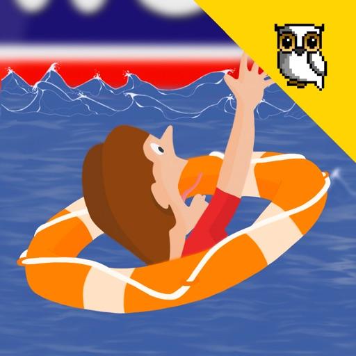 Rescue me - throw the lifeguard