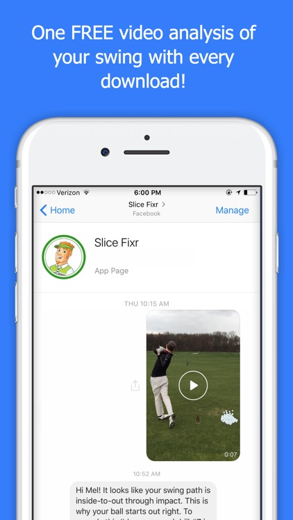 Slice Fixr - Golf Instruction & Practice Drills