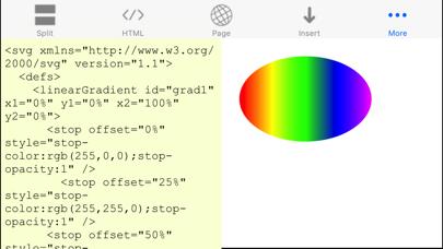 Nitro HTML screenshot three