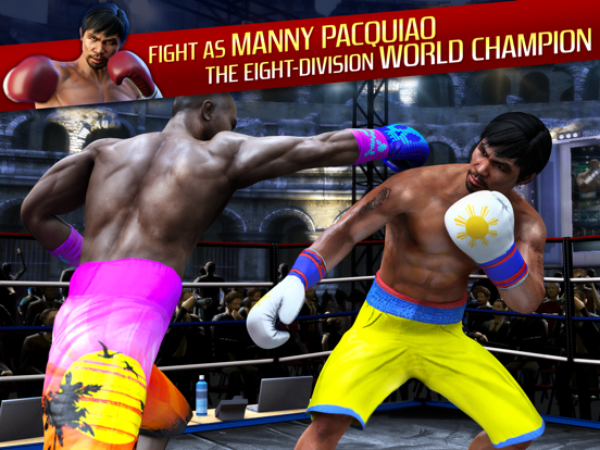 Real Boxing Manny Pacquiao screenshot 6
