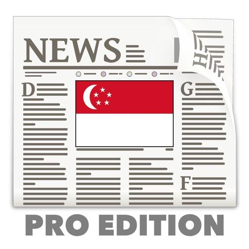 Singapore News & Radio Pro Edition