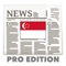 Breaking Singapore News in English Today + Radio at your fingertips, with notifications support