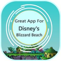 Great App To Disney's Blizzard Beach