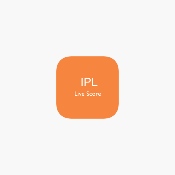 Ipl Live Score On The App Store