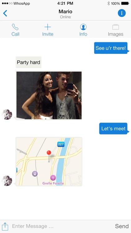 WhosClose - Let's meet screenshot-3