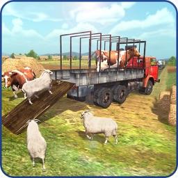 Animal Transport Cargo Truck