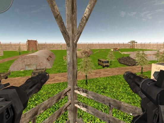 VR Gunship Rescue Helicopter Battle screenshot 8