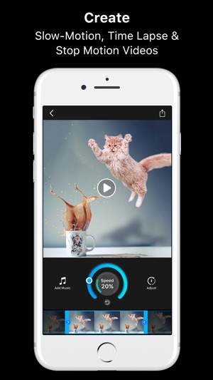 How to edit slow mo video on iphone 7