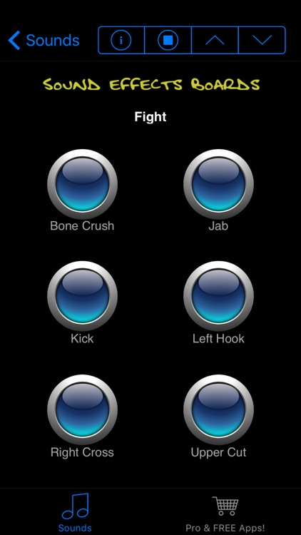Sound Effects Boards & Noises screenshot-3