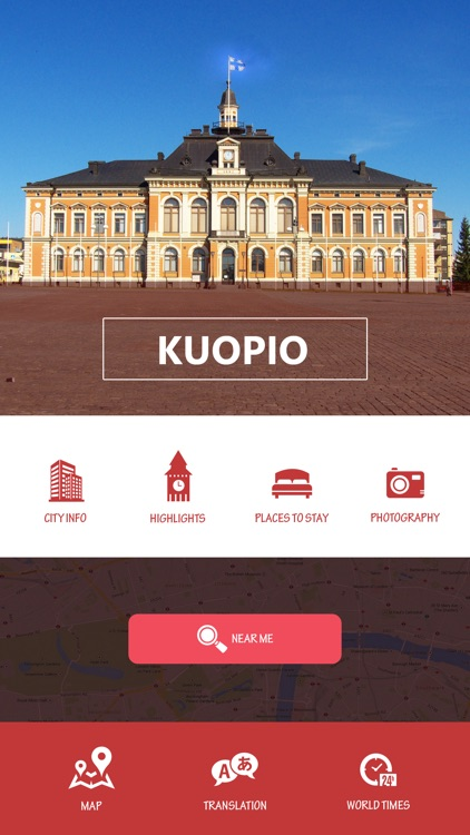 Kuopio Tourism Guide screenshot-1