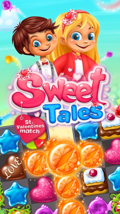 Sweet Tales: Valentine Match screenshot-4