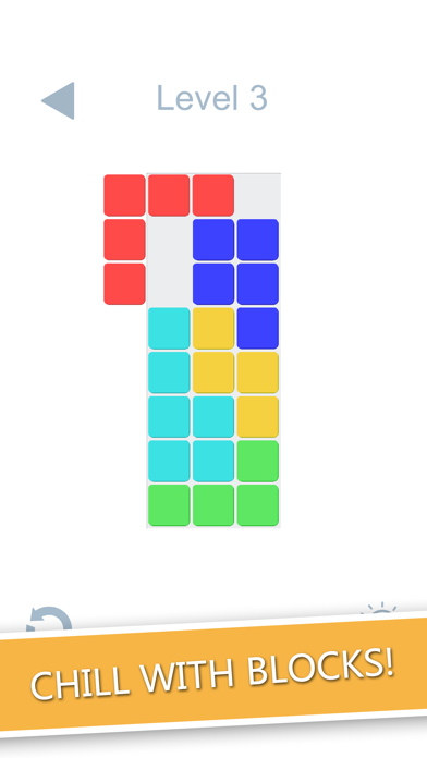 Block Puzzle Mania 2 : Colorful Puzzle screenshot two