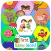 First Baby Words For Kids and Toddlers