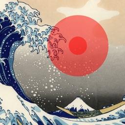 Hokusai Hanabi