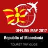 马其顿王国 旅游指南+离线地图