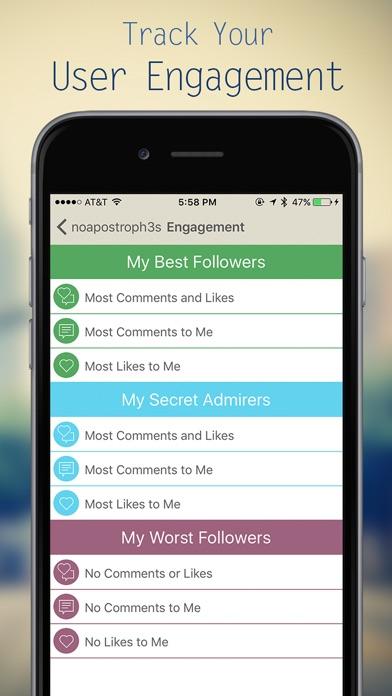 Followers Pro For Instagram app image