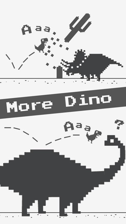 Jumping TRex screenshot-0
