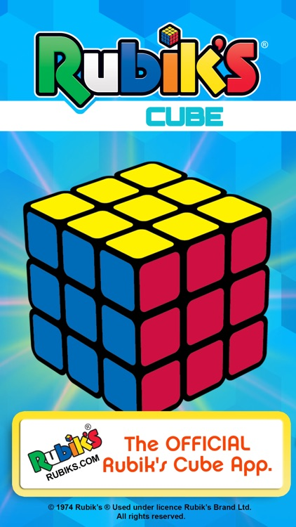 Rubik's® Cube Lite screenshot-0