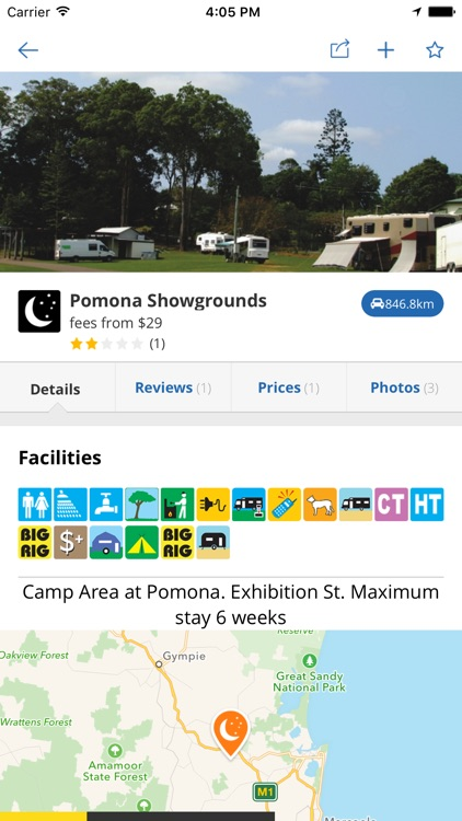 Camps Australia Wide screenshot-3