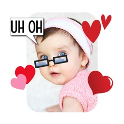 Funny Stickers for Photos