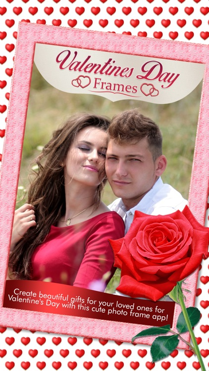 my valentines day card creator with hd love frames by ana kitanovic