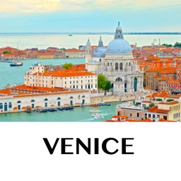 Venice - holiday offline travel map