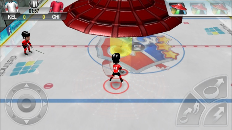 Arcade Hockey 17 screenshot-0