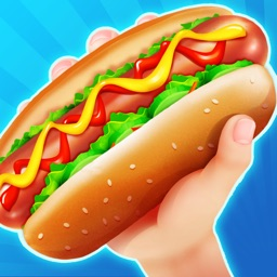 Hot Dog Maker - Free Food Cooking Games Boys Girls